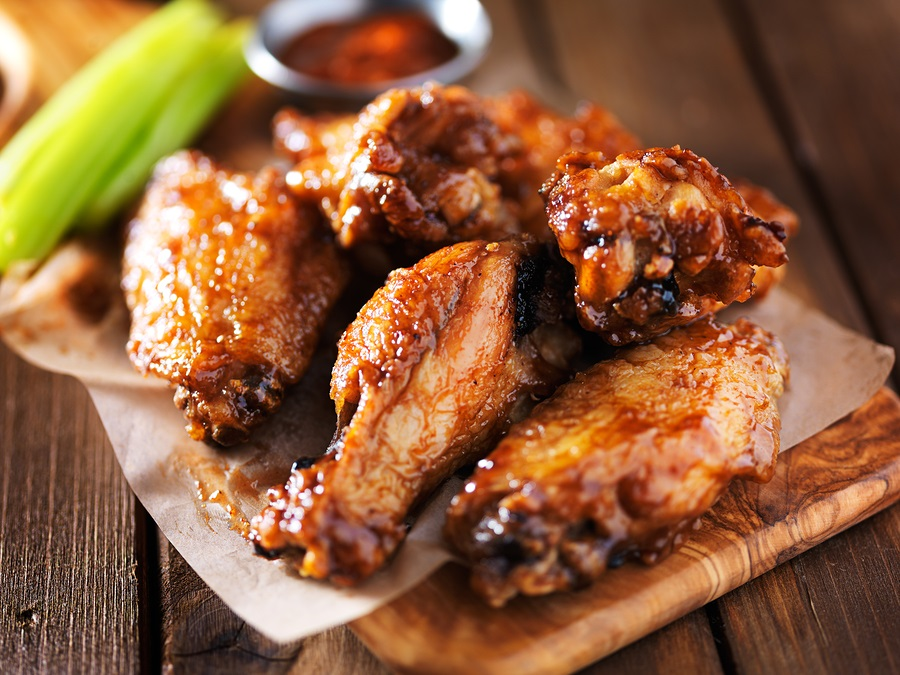 Sweet and Savory Teriyaki Wings