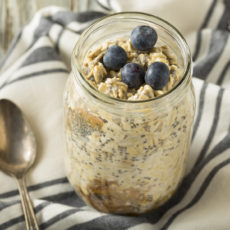 Homemade Overnight Oats
