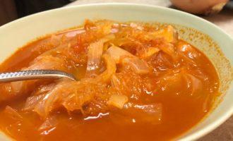 Nourishing Spaghetti Soup