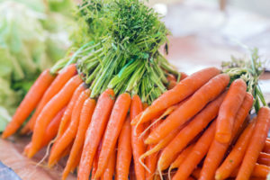 carrots for nutritional counseling services page