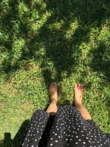 Self care earthing