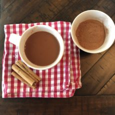 cacao powder hot chocolate