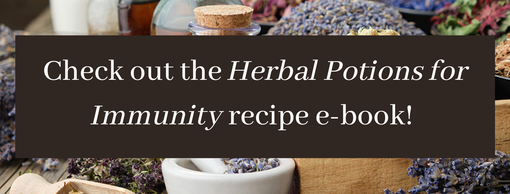 Link to Herbs for Immunity e-book