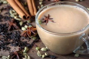 adaptogen chai tea for immune system