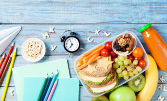 Back to School Meal Planning