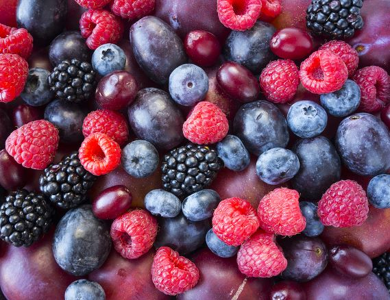 Berries for immunity