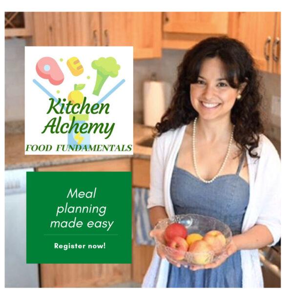 Kitchen Alchemy Register Now