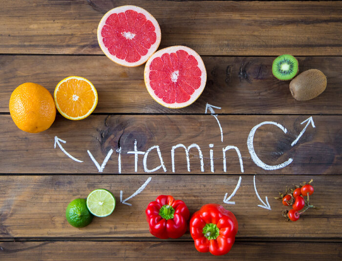 Vitamin C foods for boosting immunity