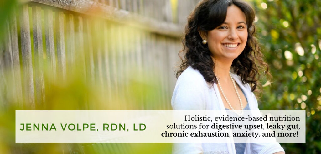 Jenna Volpe - Holistic Dietitian-Nutritionist and Clinical Herbalist