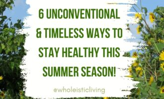 how to stay healthy in summer season- Jenna Volpe, RDN, LD