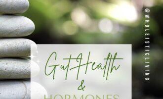 Gut health and hormonal imbalance